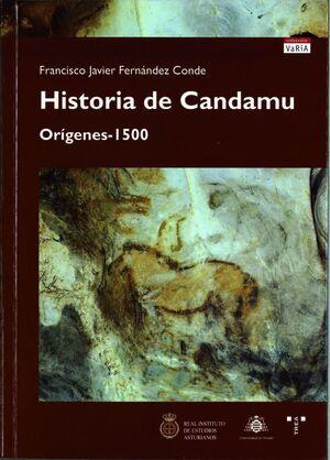 HISTORIA DE CANDAMU