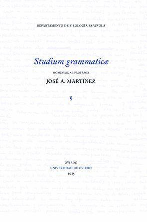 STUDIUM GRAMMATICAE