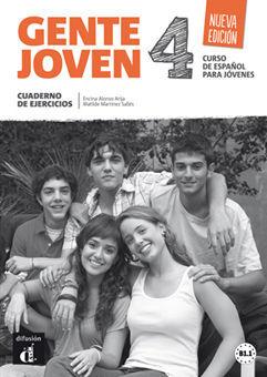 GENTE JOVEN 4. CUADERNO DE EJERCICIOS