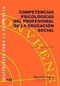 COMPETENCIAS PSICOLÓGICAS DEL PROFESIONAL DE LA EDUCACIÓN SOCIAL