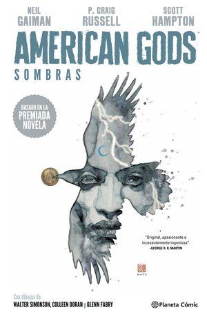 AMERICAN GODS. SOMBRAS (TOMO) Nº 01/03