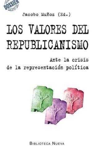 LOS VALORES DEL REPUBLICANISMO