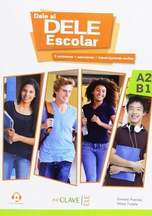 DALE AL DELE ESCOLAR A2-B1