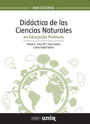 DIDÁCTICA DE LAS CIENCIAS NATURALES EN EDUCACIÓN PRIMARIA