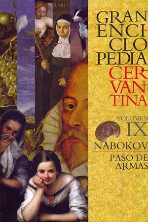 GRAN ENCICLOPEDIA CERVANTINA. VOLUMEN IX