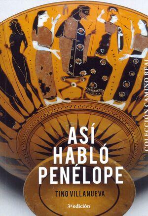 ASÍ HABLÓ PENÉLOPE