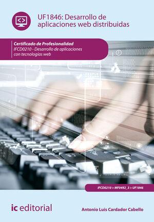 DESARROLLO DE APLICACIONES WEB DISTRIBUIDAS. IFCD0210 - DESARROLLO DE APLICACIONES CON TECNOLOGÍAS WEB