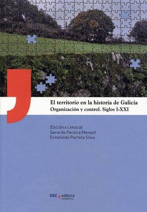 EL TERRITORIO EN LA HISTORIA DE GALICIA