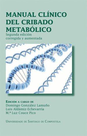 MANUAL CLÍNICO DEL CRIBADO METABÓLICO