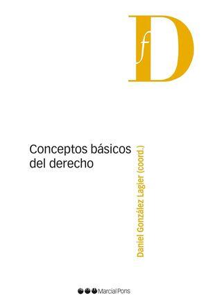 CONCEPTOS BÁSICOS DEL DERECHO