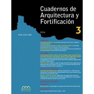 CUADERNOS DE ARQUITECTURA Y FORTIFICACIÓN 3