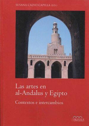 LAS ARTES EN AL-ANDALUS Y EGIPTO