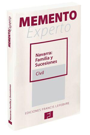 MEMENTO EXPERTO CIVIL NAVARRA