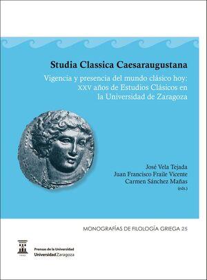 STUDIA CLASSICA CAESARAUGUSTANA