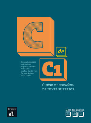 C DE C1. LIBRO DEL ALUMNO + MP3 DESCARGABLE
