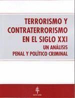 TERRORISMO Y CONTRATERRORISMO EN EL SIGLO XXI