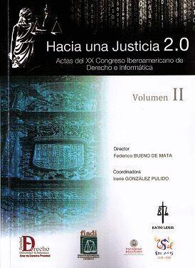 HACIA UNA JUSTICIA 2.0-VOLÚMEN II