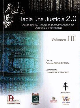 HACIA UNA JUSTICIA 2.0 - VOLÚMEN III