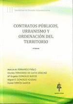 CONTRATOS PÚBLICOS, URBANISMO Y ORDENACIÓN DEL TERRITORIO : CUADERNOS DE DERECHO ADMINISTRATIVO III