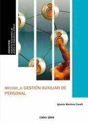 MF0980 GESTIÓN AUXILIAR DE PERSONAL