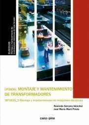 UF0896 MONTAJE Y MANTENIMIENTO DE TRANSFORMADORES