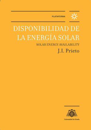 DISPONIBILIDAD DE LA ENERGÍA SOLAR