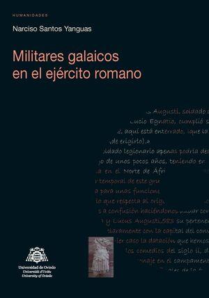 MILITARES GALAICOS EN EL EJÉRCITO ROMANO