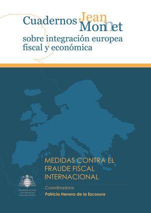 MEDIDAS CONTRA EL FRAUDE FISCAL INTERNACIONAL
