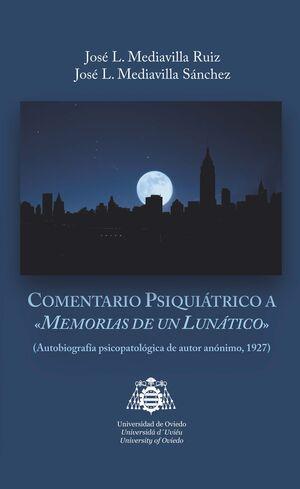 COMENTARIO PSIQUIÁTRICO A