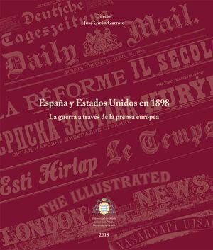 ESPAÑA Y ESTADOS UNIDOS EN 1898