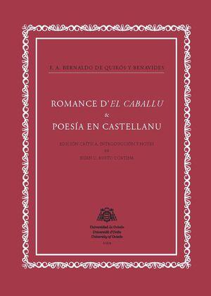 ROMANCE D'EL CABALLU & POESÍA EN CASTELLANU