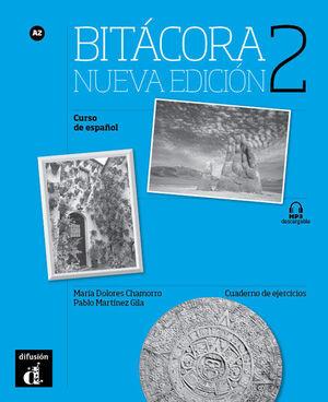 BITÁCORA 2. NUEVA EDICIÓN. CUADERNO DE EJERCICIOS