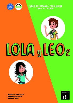 LOLA Y LEO 2. LIBRO DEL ALUMNO