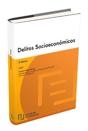 DELITOS SOCIOECONÓMICOS