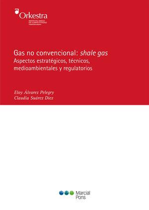 GAS NO CONVENCIONAL: SHALE GAS