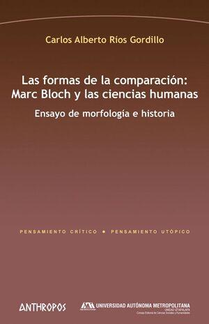 LAS FORMAS DE LA COMPARACIÓN ENSAYO DE MORFOLOGÍA E HISTORIA