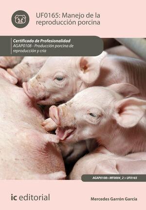 MANEJO DE LA REPRODUCCIÓN PORCINA. AGAP0108 - PRODUCCIÓN PORCINA DE REPRODUCCIÓN Y CRÍA