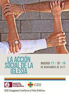 LA ACCIÓN SOCIAL DE LA IGLESIA