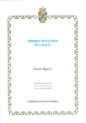 ARBORES SENLLEIRAS DE GALICIA