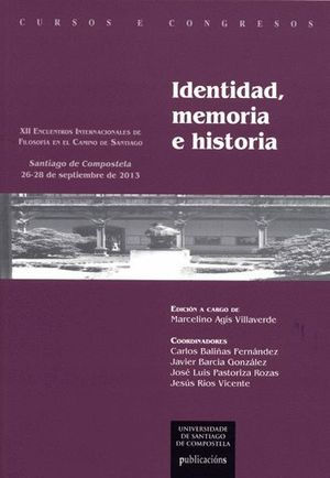 IDENTIDAD, MEMORIA E HISTORIA