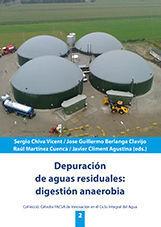 DEPURACIÓN DE AGUAS RESIDUALES: DIGESTIÓN ANAEROBIA