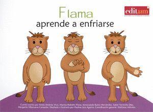 FLAMA APRENDE A ENFRIARSE
