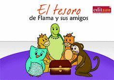 EL TESORO DE FLAMA Y SUS AMIGOS