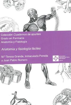 ANATOMÍA Y FISIOLOGÍA FÁCILES