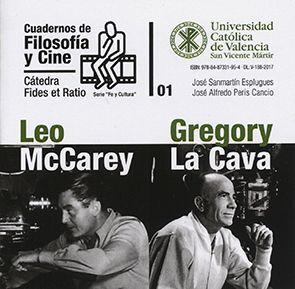 CUADERNOS DE FILOSOFÍA Y CINE. LEO MCCAREY Y GREGORY LA CAVA.