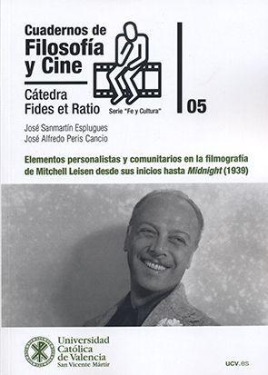 ELEMENTOS PERSONALISTAS Y COMUNITARIOS EN LA FILMOGRAFÍA DE MITCHELL LEISEN DESDE SUS INICIOS HASTA MIDNIGHT (1939)
