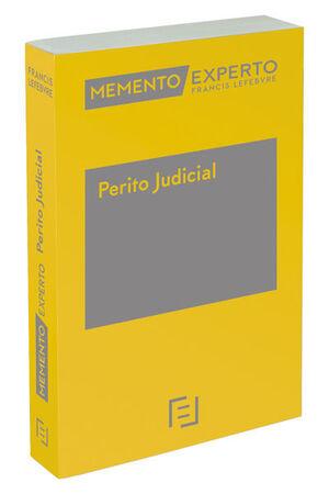 MEMENTO EXPERTO PERITO JUDICIAL