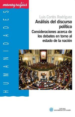 ANÁLISIS DEL DISCURSO POLÍTICO