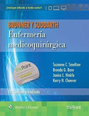 BRUNNER Y SUDDARTH. ENFERMERIA MEDICOQUIRÚRGICA