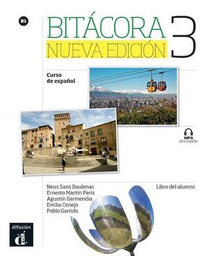 BITÁCORA 3 NUEVA EDICIÓN LIBRO DEL ALUMNO